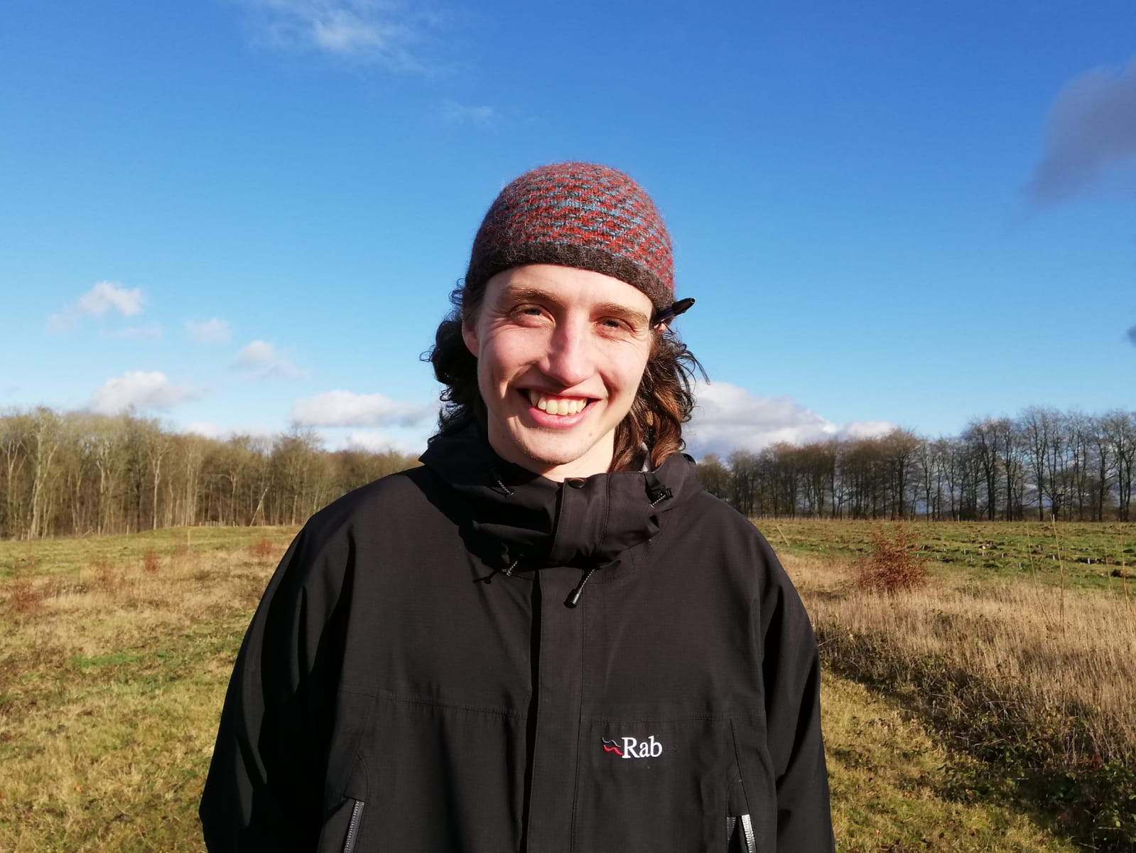 Joe Beesley Research Assistant Future Trees Trust